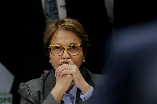 A vice de Bolsonaro