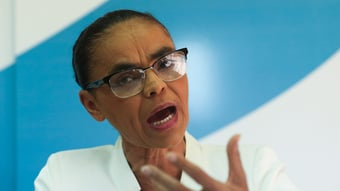 IMAGEM: Derrota do populismo pode dar 'fôlego' para proteção ambiental, diz Marina Silva