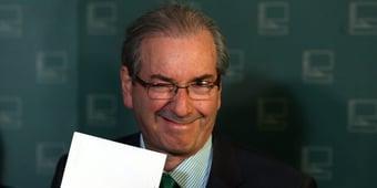 IMAGEM: Eduardo Cunha diz que, 'se estivesse no poder, apoiaria' Bolsonaro