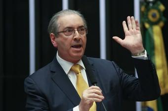 IMAGEM: Cunha é Bolsonaro