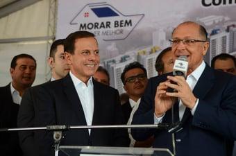 IMAGEM: Alckmin-França contra Doria