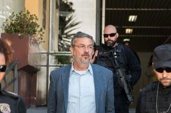 IMAGEM: Palocci pede acesso a íntegra da leniência da Odebrecht