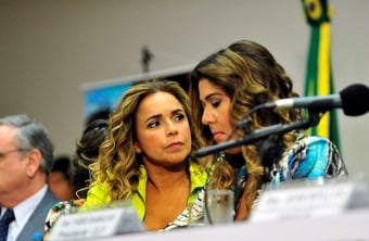 IMAGEM: Daniela Mercury quer conversar com Bolsonaro sobre a Lei Rouanet