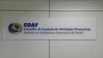 IMAGEM: Coaf identifica 1.523 operações suspeitas envolvendo finanças eleitorais
