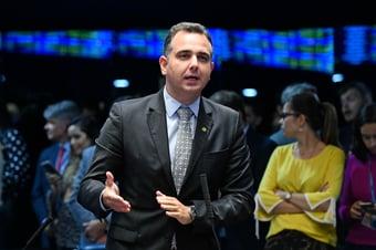IMAGEM: Com apoios anunciados, Pacheco já teria 19 votos garantidos