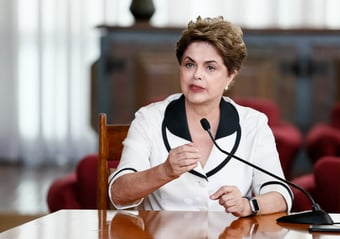 IMAGEM: Cunha insinua que Villas Bôas espionou Dilma e diz que PT tentou comprar deputados via Joesley