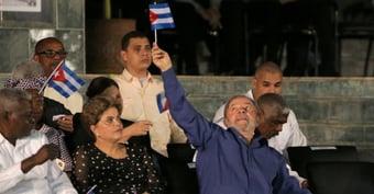 IMAGEM: O carnaval cubano de Lula
