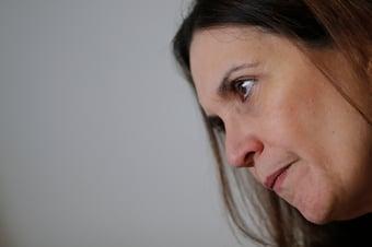IMAGEM: Cobrada na CCJ por incitar motim de PMs, Bia Kicis não responde
