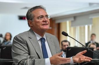 IMAGEM: Renan Calheiros e Jader Barbalho vão investigar os filhos?