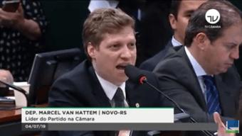 """IMAGEM: """"Seu principal talento é ser filho de Napoleão Nunes Maia"""""""