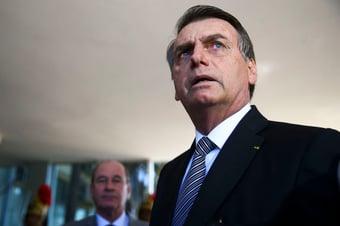 """IMAGEM: Bolsonaro """"tem mostrado apreço pelas Forças Armadas"""", diz ministro da Defesa"""