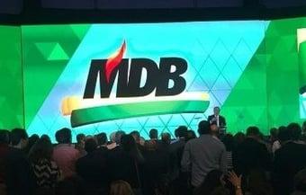 IMAGEM: MDB é o 'campeão' nas Câmaras Municipais; Novo é o lanterna