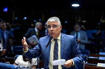 IMAGEM: Girão quer ouvir diretor da PF e sub-PGR sobre gastos nos estados