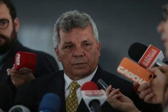 IMAGEM: Com Covid-19, Fraga defende 'tratamento precoce', mas não toma cloroquina