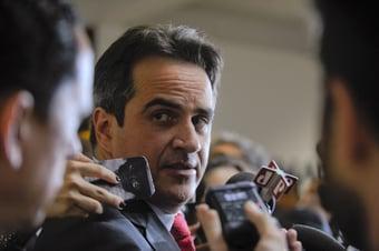 """IMAGEM: Ciro Nogueira, após derrota de seu candidato: """"Combatemos o bom combate"""""""