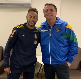 IMAGEM: Neymar compra hangar para festa de réveillon
