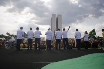 IMAGEM: CPI da Covid termina de implodir 'Muda, Senado'