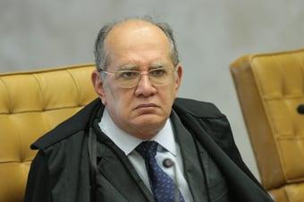 IMAGEM: Gilmar arquiva pedido para investigar Bolsonaro por 'fake news'