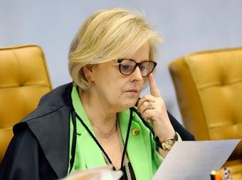 IMAGEM: Rosa Weber pede vista e suspende julgamento sobre trabalho intermitente