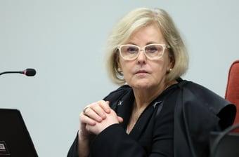 IMAGEM: Rosa Weber faz acordo de 450 mil reais com ex-cuidadora da sua mãe