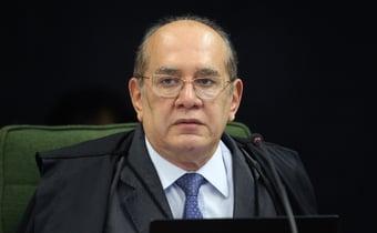 IMAGEM: Gilmar Mendes arquiva processo contra Eduardo Bolsonaro