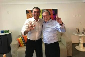 IMAGEM: Com paz no PSL, aumentam chances de Bolsonaro voltar ao partido