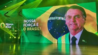 IMAGEM: Cúpula da Aliança pelo Brasil quer mais tempo para criar o partido