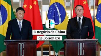 IMAGEM: Vídeo: o negócio da China de Bolsonaro