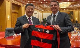 IMAGEM: China acima de tudo