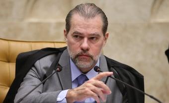 IMAGEM: Toffoli não vê urgência em HCs da Calvário