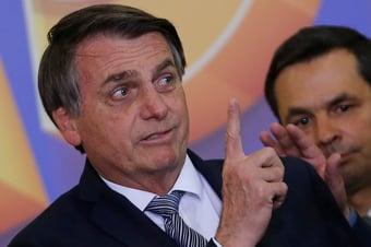 IMAGEM: Bolsonaro: 'Cada vez mais o índio é um ser humano igual a nós'