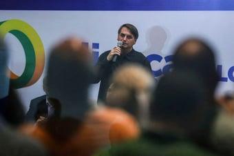 IMAGEM: Mesmo sob ameaças de Bolsonaro, Aliança pelo Brasil consegue apenas 78 mil apoiamentos