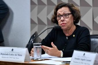 IMAGEM: Suspensão de perfis bolsonaristas é 'chamado a plataformas', diz relatora da CPI das Fake News