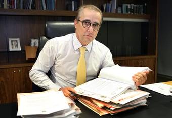 """IMAGEM: """"Não conheço essas provas"""", diz Admar sobre suposta fraude na eleição de 2018"""