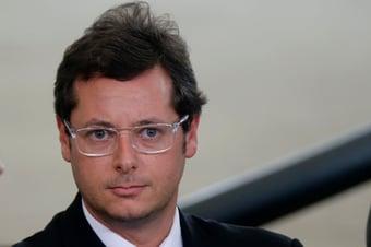 """IMAGEM: Mercado vai """"absorver com tranquilidade"""" troca na Petrobras, diz Wajngarten"""