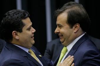 IMAGEM: PTB quer ação sobre reeleição de Maia e Alcolumbre no plenário 'presencial' do STF