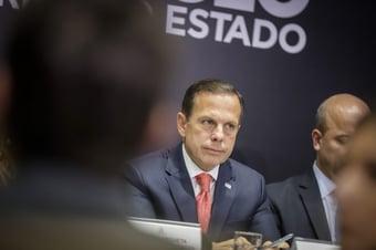 IMAGEM: Se Bolsonaro acredita que eleição foi fraudada, que se submeta a nova, diz Doria