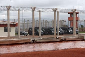 IMAGEM: Ministério da Justiça: Exército no presídio federal de Brasília tem caráter preventivo