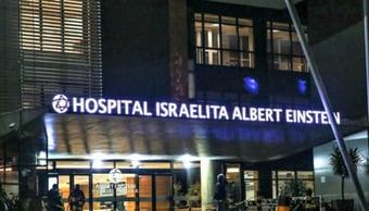 IMAGEM: Hospitais de São Paulo iniciam testes com plasma
