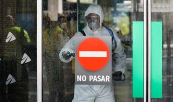 IMAGEM: Espanha impõe segundo lockdown em dois dias
