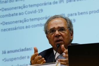 IMAGEM: Subsecretário de Guedes deixa Ministério da Economia