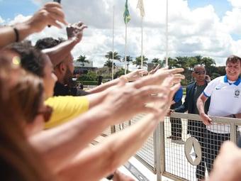 IMAGEM: PDT pede medida cautelar para que Bolsonaro entre em quarentena