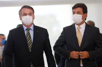 IMAGEM: O que Mandetta poderá dizer sobre Bolsonaro na CPI da Covid