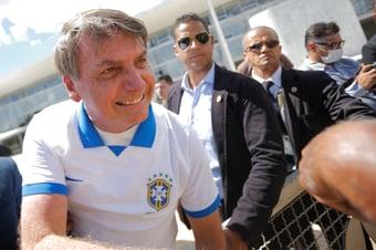 IMAGEM: O recuo de Bolsonaro nas críticas ao Congresso