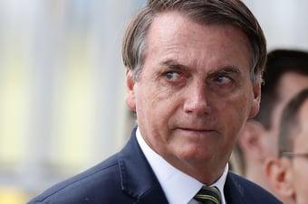 IMAGEM: Bolsonaro queria 'dossiê' sobre relação de Wizard com Doria