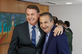 IMAGEM: Malafaia faz lobby no Supremo contra Humberto Martins