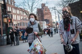 IMAGEM: Covid-19: segunda onda faz Nova York fechar escolas públicas