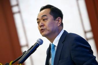 IMAGEM: Embaixador da China elogia substituto de Ernesto Araújo no Itamaraty