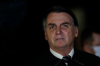 IMAGEM: Para Bolsonaro, resta atacar a imprensa