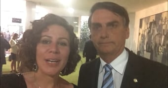 """IMAGEM: Zambelli: """"Bolsonaro não cometeu crime algum"""""""